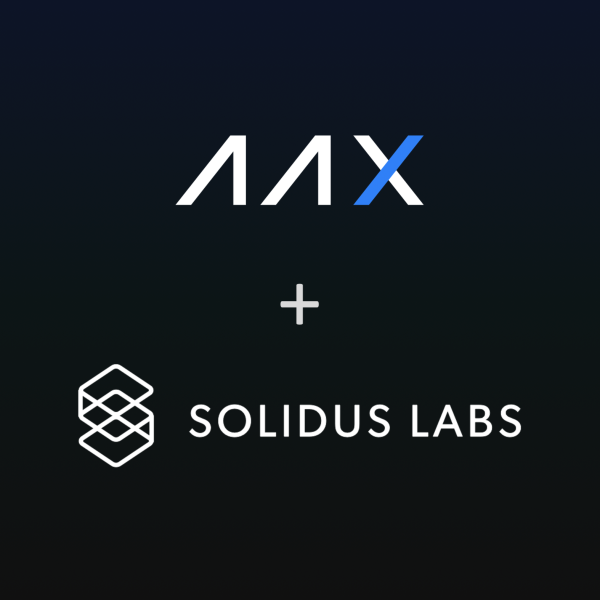 AAX Partners with Crypto Market Surveillance Provider Solidus Labs to Tackle Trade Manipulation and Ensure Market Integrity