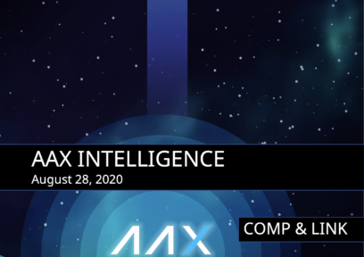 AAX Intelligence: ChainLink & Compound