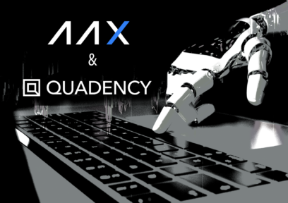 AAX partners with Quadency, making it easy for users to benefit from bot trading in volatile crypto markets