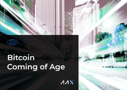 Bitcoin Coming Of Age