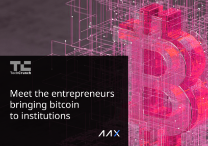 Meet the entrepreneurs bringing bitcoin to institutions
