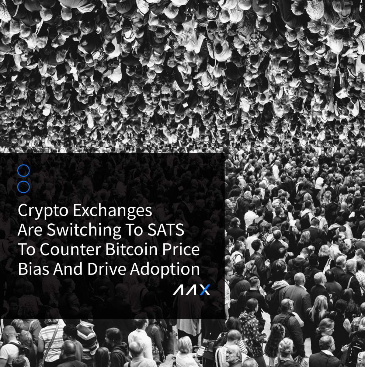 Crypto Exchanges Are Switching To SATS To Counter Bitcoin Price Bias And Drive Adoption