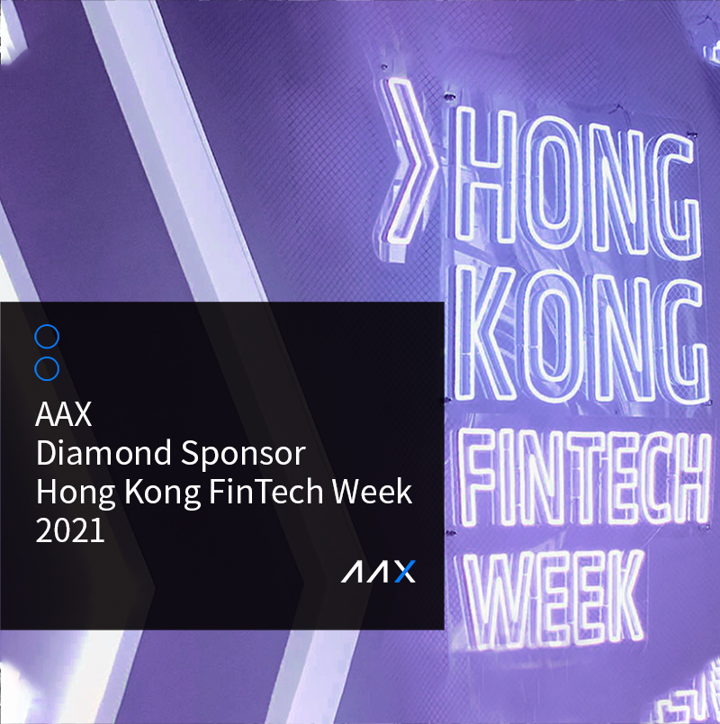 AAX to explore intersection of physical and virtual worlds as a Diamond Sponsor for Hong Kong FinTech Week 2021